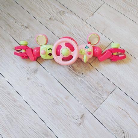Детский музыкальный Руль на коляску