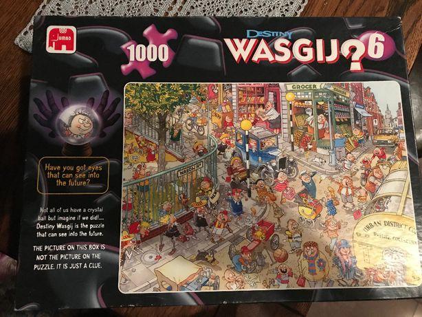 Puzzle Wasgij 6 Destiny 1000 elementów