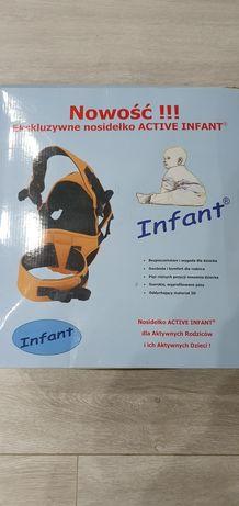 Nosidełko dla dziecka Infant nowe