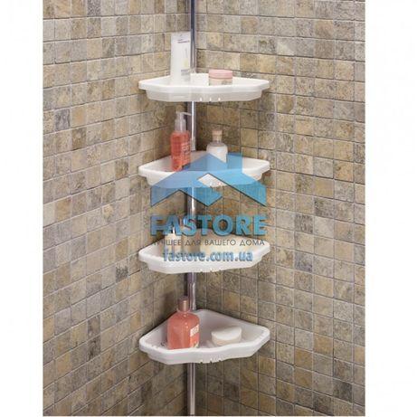 Полки для ванной угловые Prima Nova, Разные Модели и Цвета. Турция!