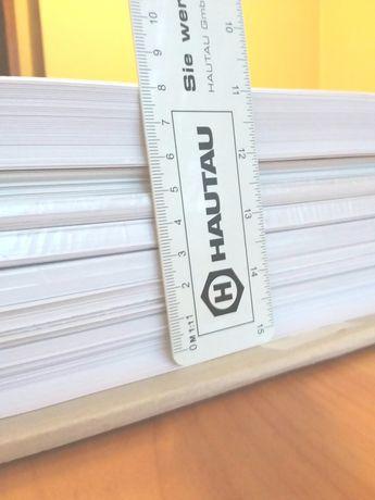Бумага стандартная А4 высота стопки 8 см
