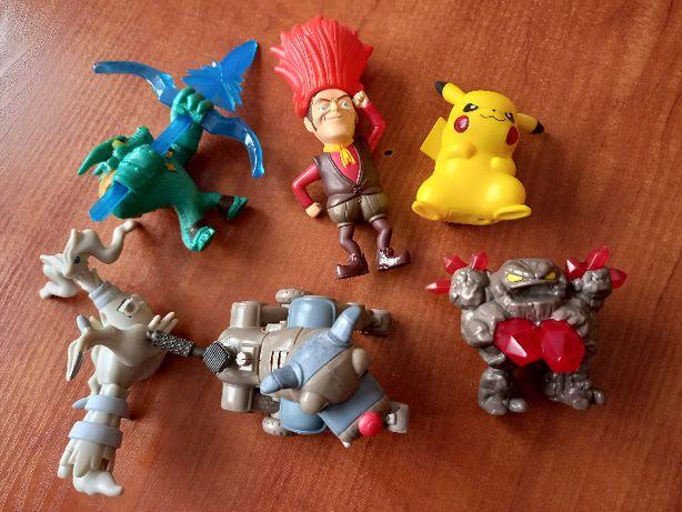 Figurki do zabawy za darmo