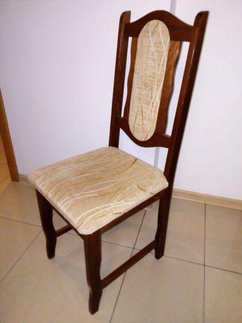 komplet 4 krzeseł