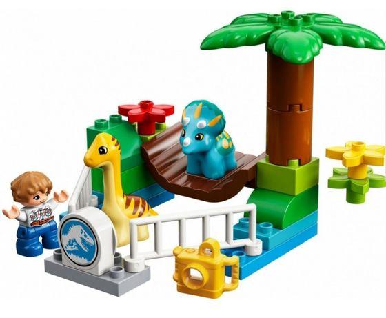 Lego Duplo Park Jurajski