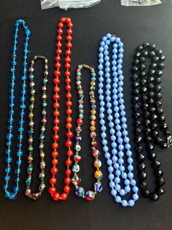 Diversos colares Antigos