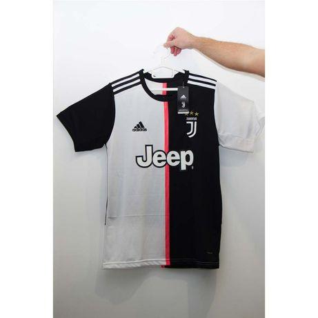 T Shirt Juventus, Tamanho S, Época 19/20, NOVO