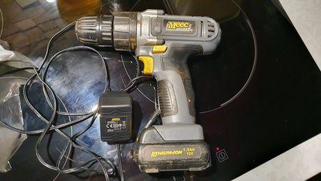 Wkrętarko-wiertarka MEEC Tools 12V