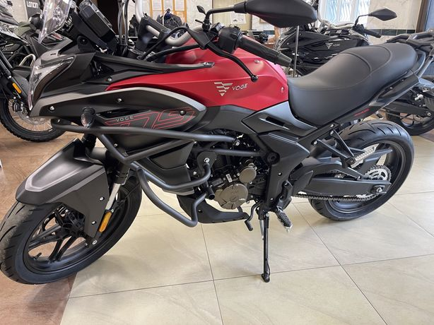 Новинка! Акція Мотоцикл спорт турист ендуро Loncin-Voge 300 DS.
