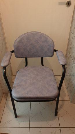 Toaleta-krzesło dla niepełnosprawnych