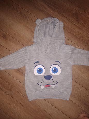 Bluza niemowlęca ergee 80