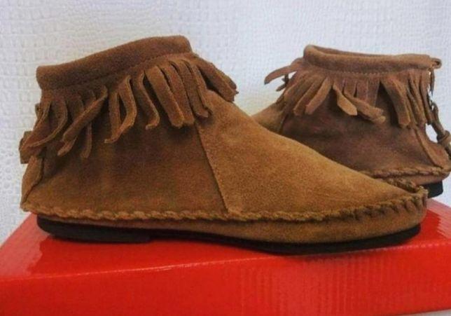 Туфли ботинки полуботинки Mini Boden