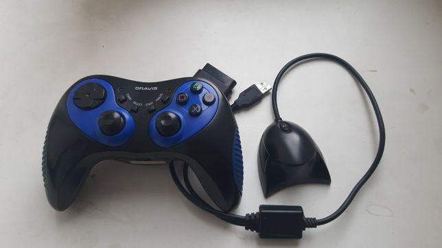 Game-pad Bravis для PS1, PS2, PS3 и ПК