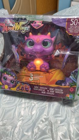 Інтерактивна іграшка Hasbro Furreal Moodwings Малюк Дракон