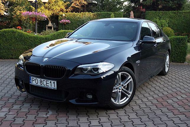 BMW 520 F10 M-Pakiet