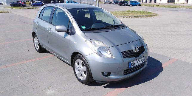 Toyota Yaris II 1.3 benzyna serwis zamiana