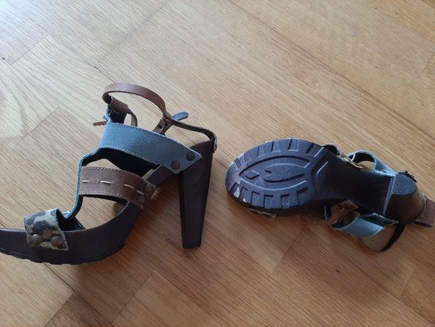 sandálias  nº37 vários modelos  para despachar