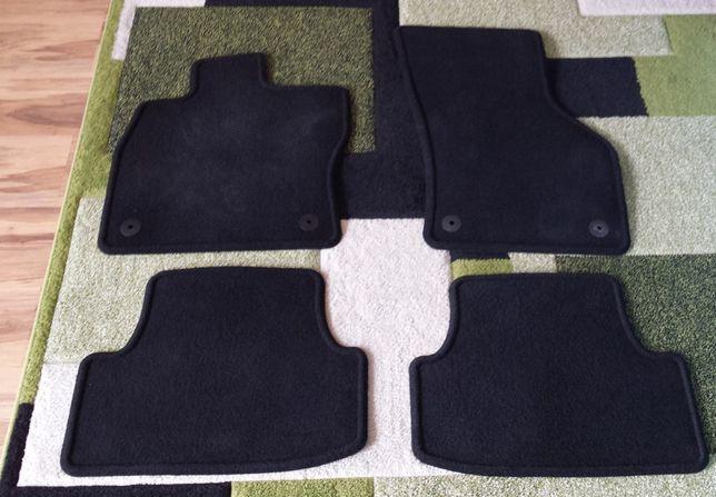 Dywaniki SEAT LEON 2015 komplet oryginał