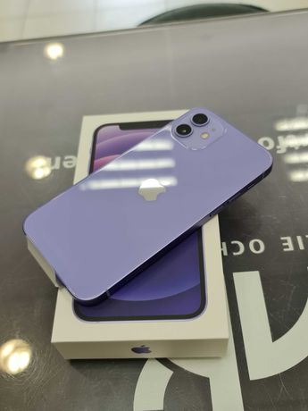 Iphone 12 64GB/ Purple/ Fioletowy/ GW12/ 100% oryginał