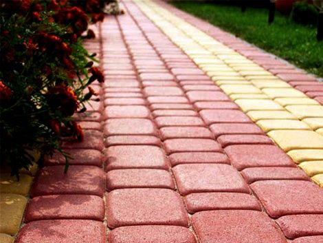 Тротуарна плитка - Бордюр - Укладка Під Ключ - Гарантія