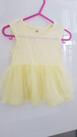 letnia sukienka r.62