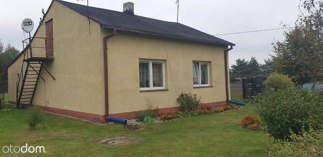Dom z działką w Dobieszkowie