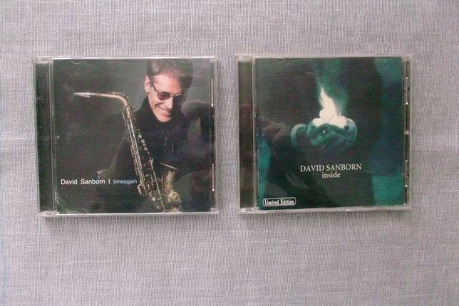 CD David Sanborn.