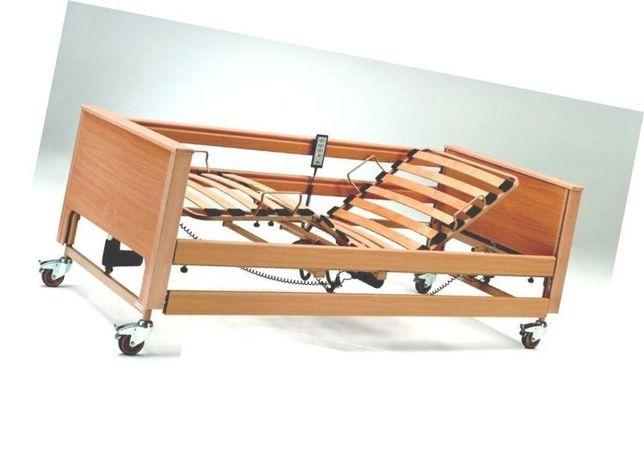 Szpitalne łóżko Elektrycznie regulowane na pilota