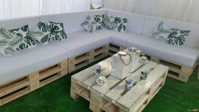 poduszki ogrodowe ,do przyczep campingowych.. różne wymiary