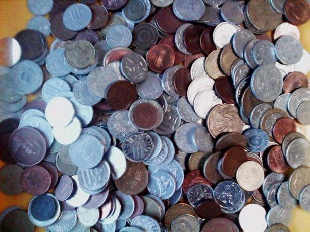 ZAMIENIĘ się monetami - ponad 1000 szt.