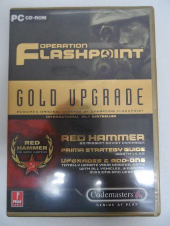 Jogos PC versão GOLD série Operation Flashpoint NOVO!