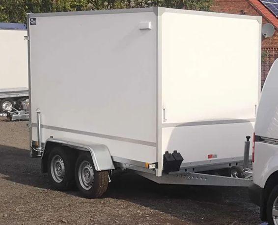 Причіп-контейнер 3м-1.5м-1.8м новий