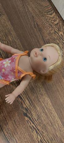 Интерактивная кукла Zapf Creation,  плавает