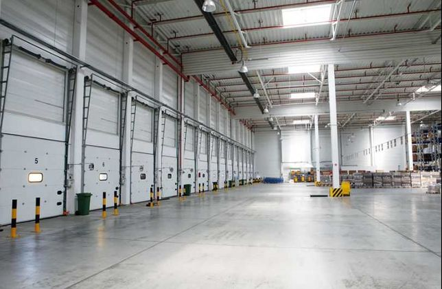 Tarnów - centrum logistyczne klasy A o powierzchni 8.000 m2.