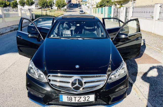 Mercedes-Benz E300 Hibrido - Particular