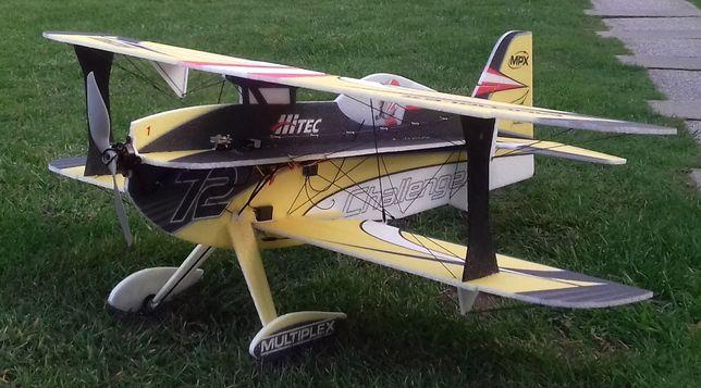 Model halowy samolotu Multiplex Challenger