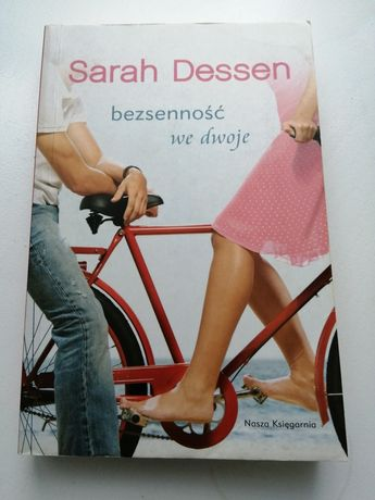 "Książka ""Bezsenność we dwoje"" Sarah Dessen"