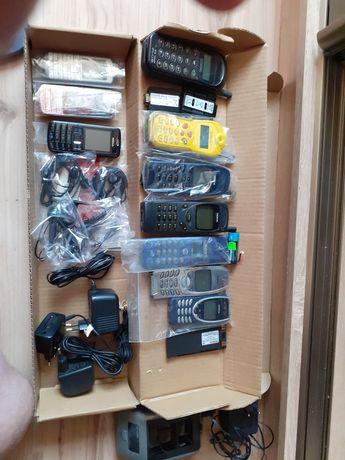 Telefony kolekcja Nokia i inne