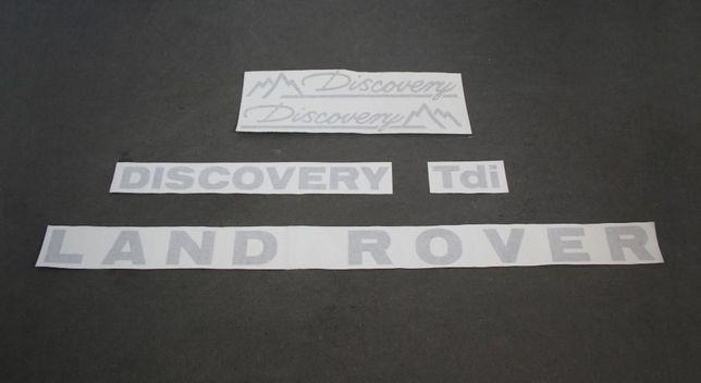 Land Rover DISCOVERY 300 / 200 TDI, V8, MPI _Kit autocolantes