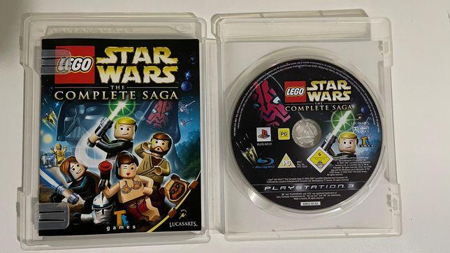Jogo Playstation3 PS3 - Lego Star Wars- The Complete Saga
