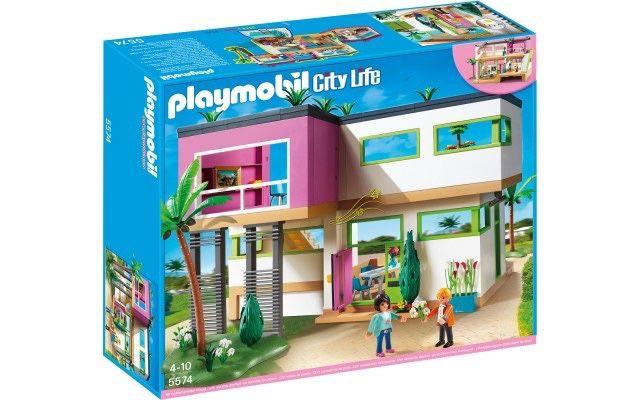 Playmobil (арт.5574) - современный элитный особняк