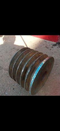 шкив диаметр 200 5-ручейный