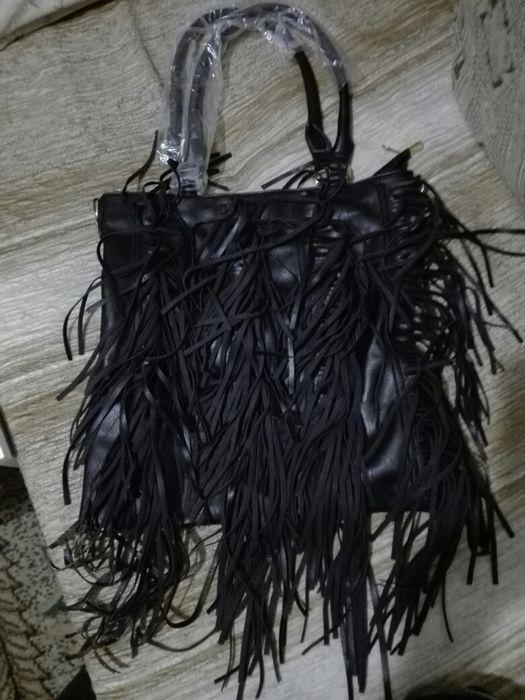 Torebka duza czarna Przeworsk - image 1