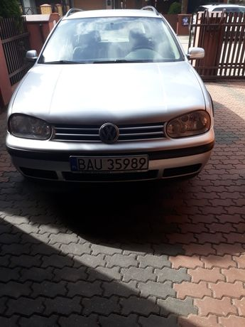 VW Golf IV kombi 1,6 benzyna