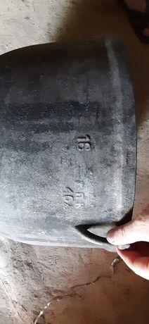 Котелок алюміній СССР 16літрів