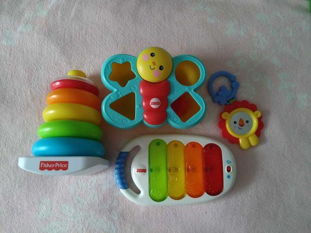 Fisher Price Zestaw zabawek dla malucha