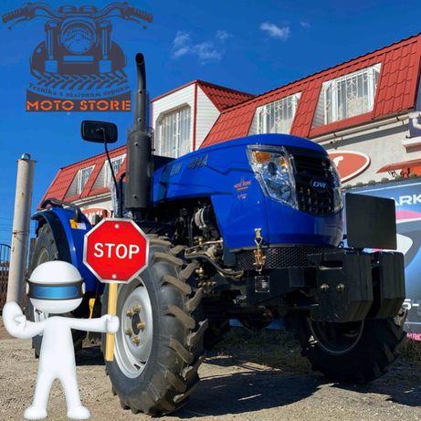 DW 404 Потужний міні трактор на шасі 40к.с (Донгфенг Ловол Джинма ДТЗ)
