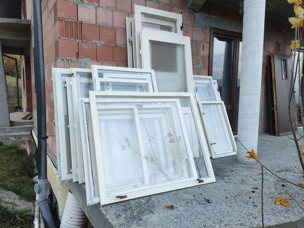 Stare okna drewniane