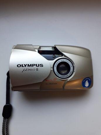 Фотоаппарат Olimpus mju2