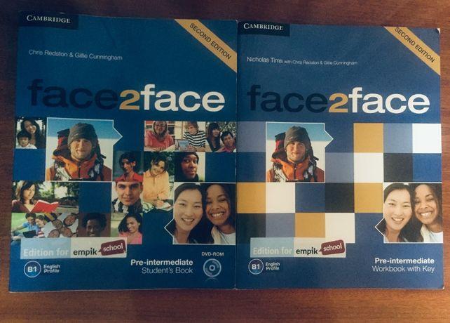 face2face Podręcznik i ćwiczenia poziom B1