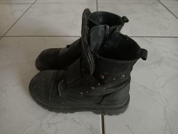 Buty kozaczki ocieplane Lasocki kids dla dziewczynki r.29